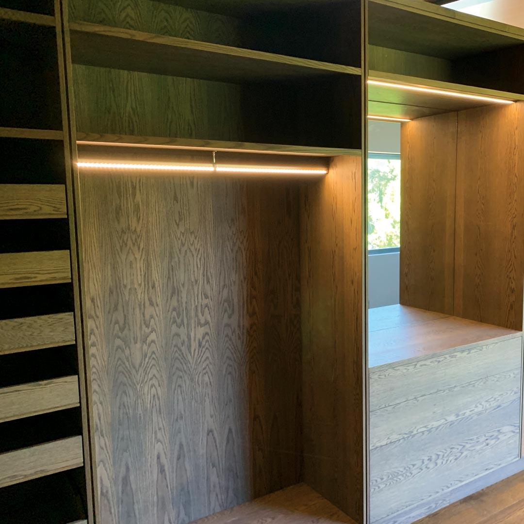 Ra Woodcraft Bedroom Cupboards