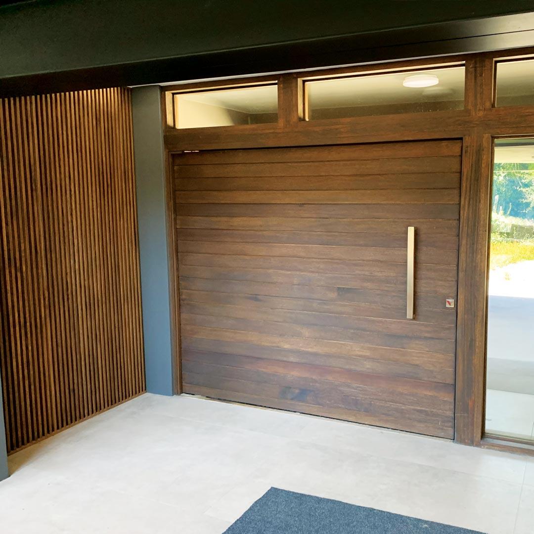 Ra Woodcraft Large Front Door