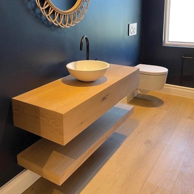 RA Woodcraft Bathroom